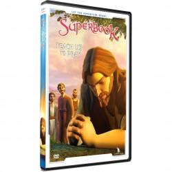 Teach Us To Pray (Superbook) DVD