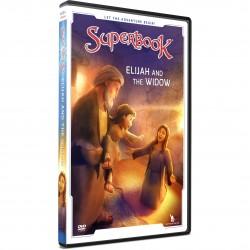Elijah and the Widow (Superbook) DVD