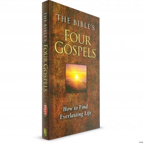 The Bible's Four Gospels (NKJV) PAPERBACK