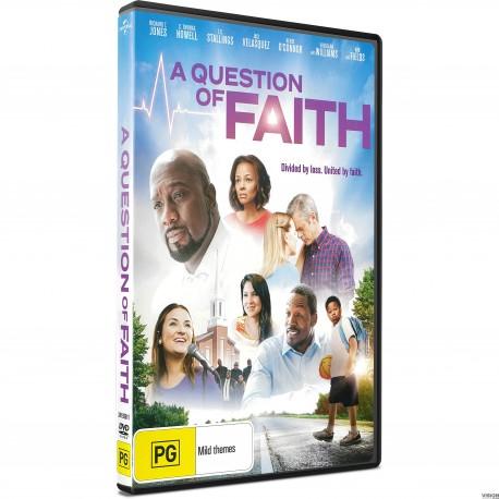 A Question of Faith (Movie) DVD
