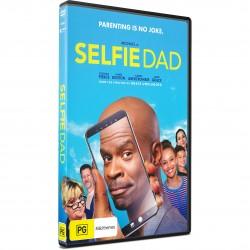 Selfie Dad (Movie) DVD