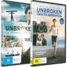 Unbroken Movie Pack 2 DVDs