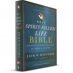 NKJV Spirit-Filled Life Bible (HARDCOVER)