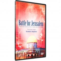 The Battle for Jerusalem (Kameel Majdali) DVD