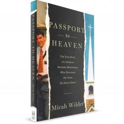 Passport To Heaven (Micah Wilder) PAPERBACK