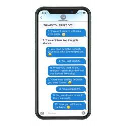 Smartphone GOSPEL TRACT (Pack of 100)