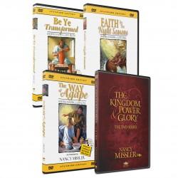Nancy Missler DVD Teaching Pack (4 x Teaching Series)