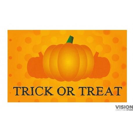 Halloween GOSPEL TRACT (pack of 100)