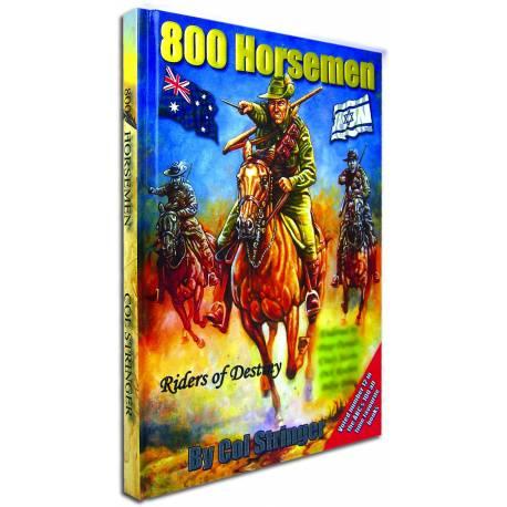 800 Horsemen (Col Stringer) BOOK