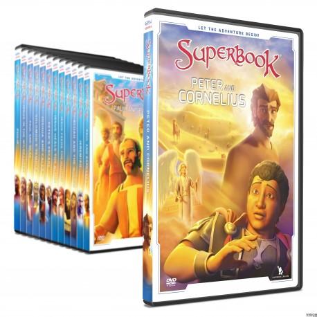 Superbook Season Four (13 DVD pack)
