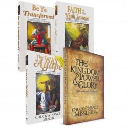 Nancy Missler Book Teaching Pack (4 x Teaching Series)