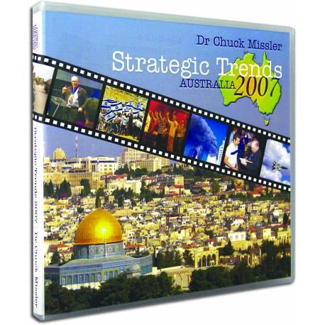 Strategic Trends 2007 Australia tour AUDIO CD